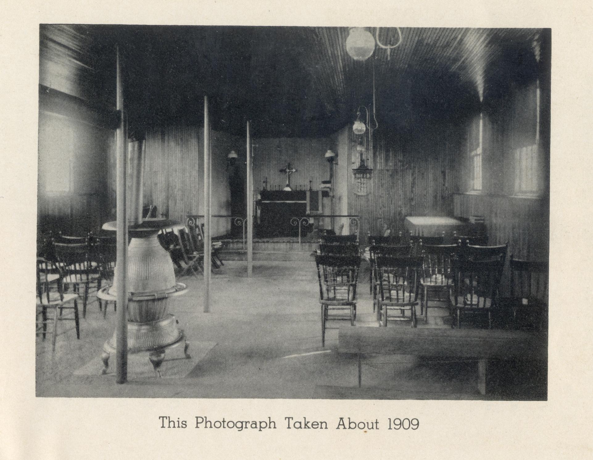 Photo circa 1909