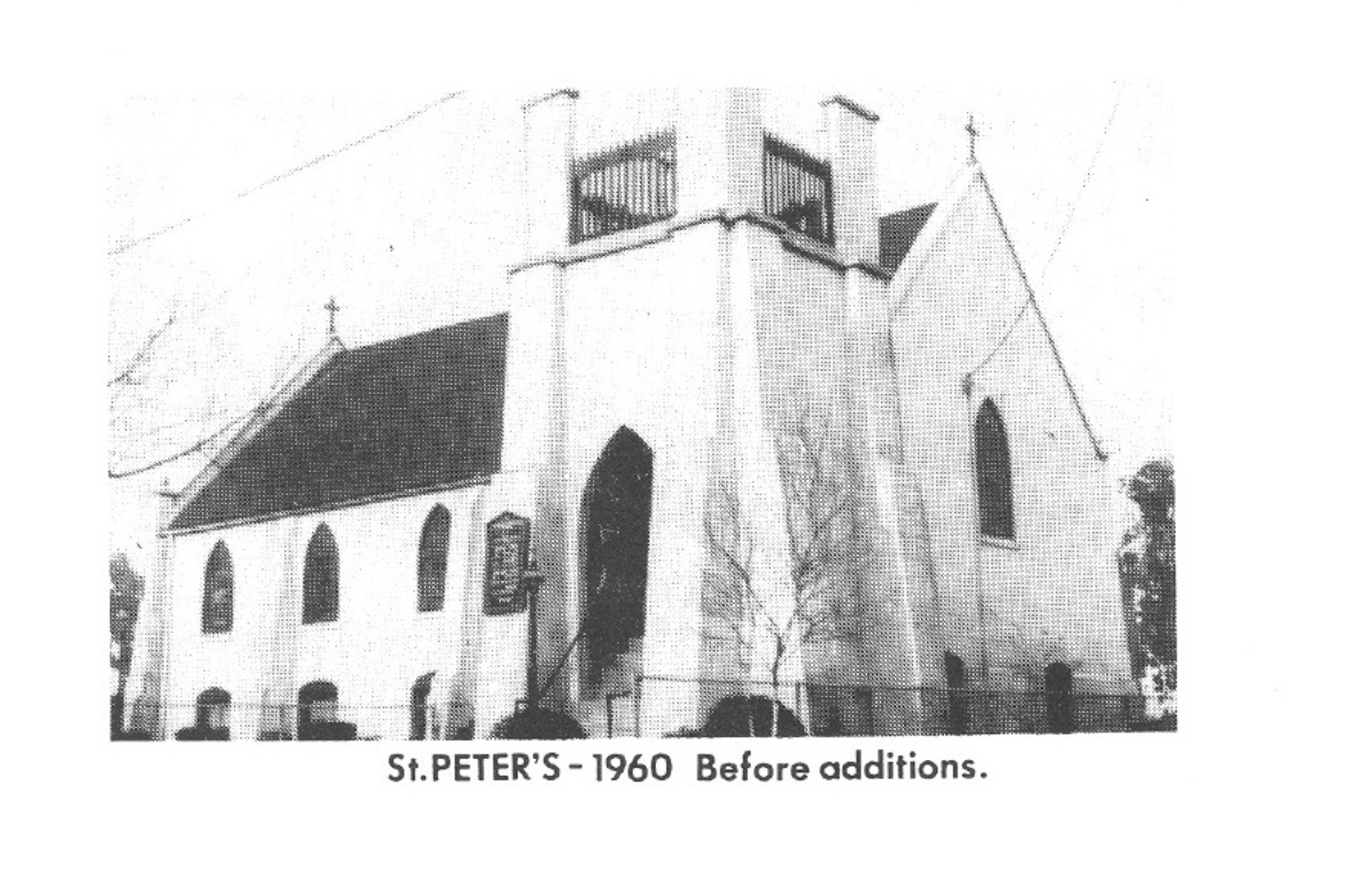 Microsoft Word - St. Peter's 1960 Before Additions.doc
