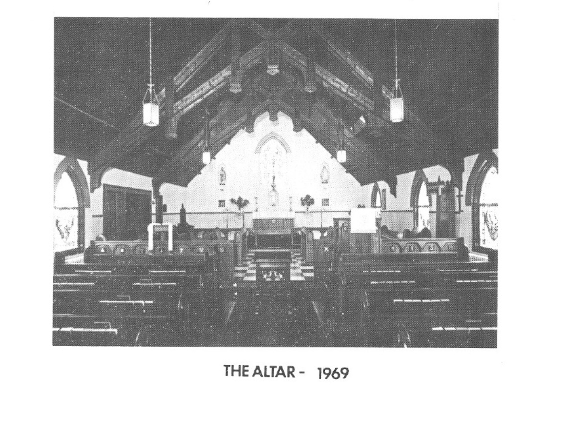 Microsoft Word - The Altar 1969.doc